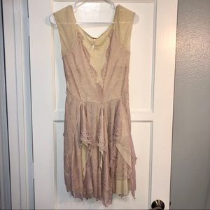 Free People Cocktail lace dress